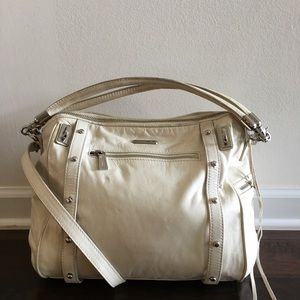 Rebecca Minikoff Leather Satchel/ Crossbody Bag